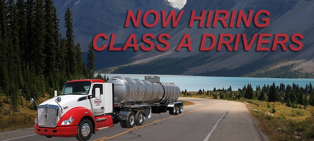 Now Hiring: Class A CDL Drivers - Apply Now!